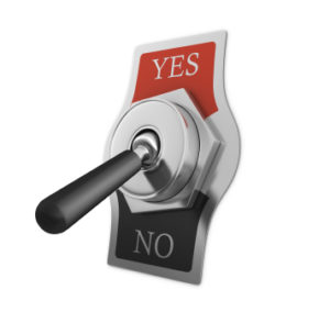 yes no switch
