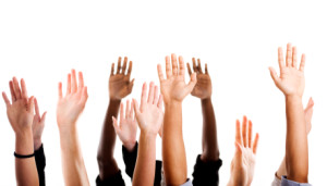 hands in air iStock_000009311779XSmall